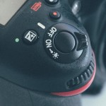 Nikon vs Canon | On/Off Button on Nikon