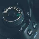 Nikon vs Canon | On/Off Button on Canon