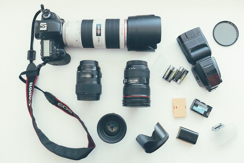 Matt's Canon Gear | Canon vs Nikon