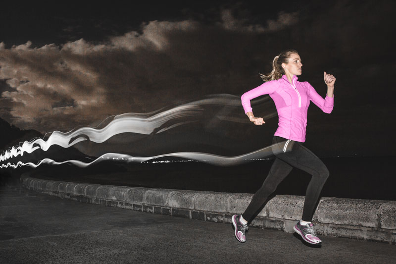 Night Run Reflectivity - Matt Korinek Photographer - Photo Proventure