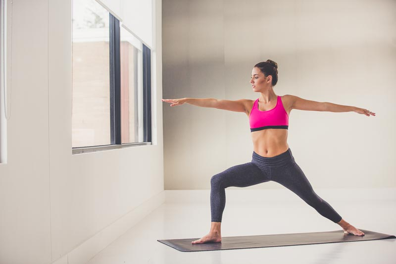 Light Space Yoga | Tayla | Matt Korinek - Photographer