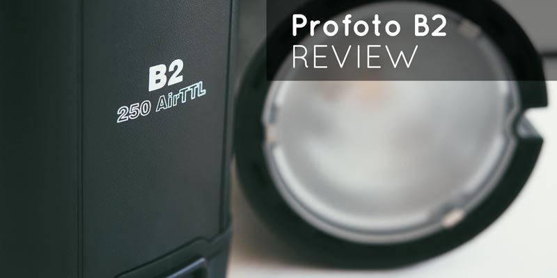 Profoto B2 Review | Matt Korinek - Photographer
