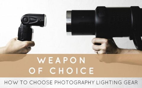Photography Lighting Equipment | Weapon of Choice | Matt Korinek - Photographer
