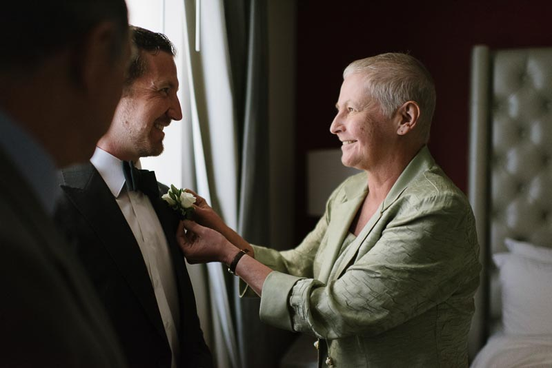 It was so special to have my mom present at my wedding. Image Copyright Mango Studios.