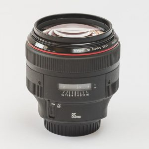 Canon EF 85mm f/1.2L II USM Lens | Photo Proventure