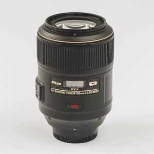Nikon Gear | 105mm f/2.8 Micro-Nikkor | Photo Proventure