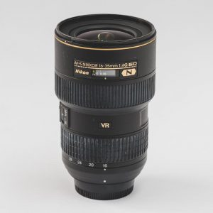 Nikon Gear | Nikkor 16-35mm f/4 Lens | Photo Proventure