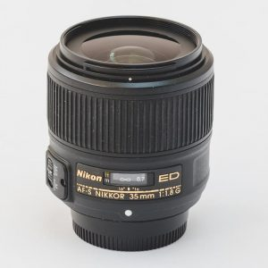 Nikon Gear | Nikkor 35mm f/1.8 Lens | Photo Proventure