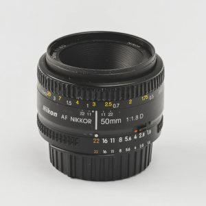 Nikon Gear | Nikkor 50mm f/1.8 | Photo Proventure