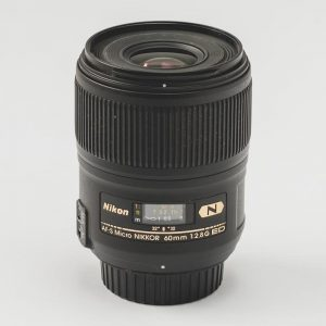 Nikon Gear | Micro-Nikkor 60mm f/2.8 Lens | Photo Proventure