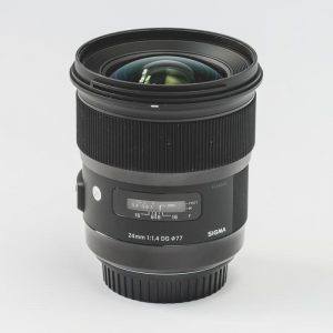 Sigma 24mm f/1.4 DG HSM Art Lens | Photo Proventure