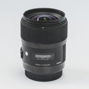 Sigma 35mm f/1.4 DG HSM Art Lens | Photo Proventure