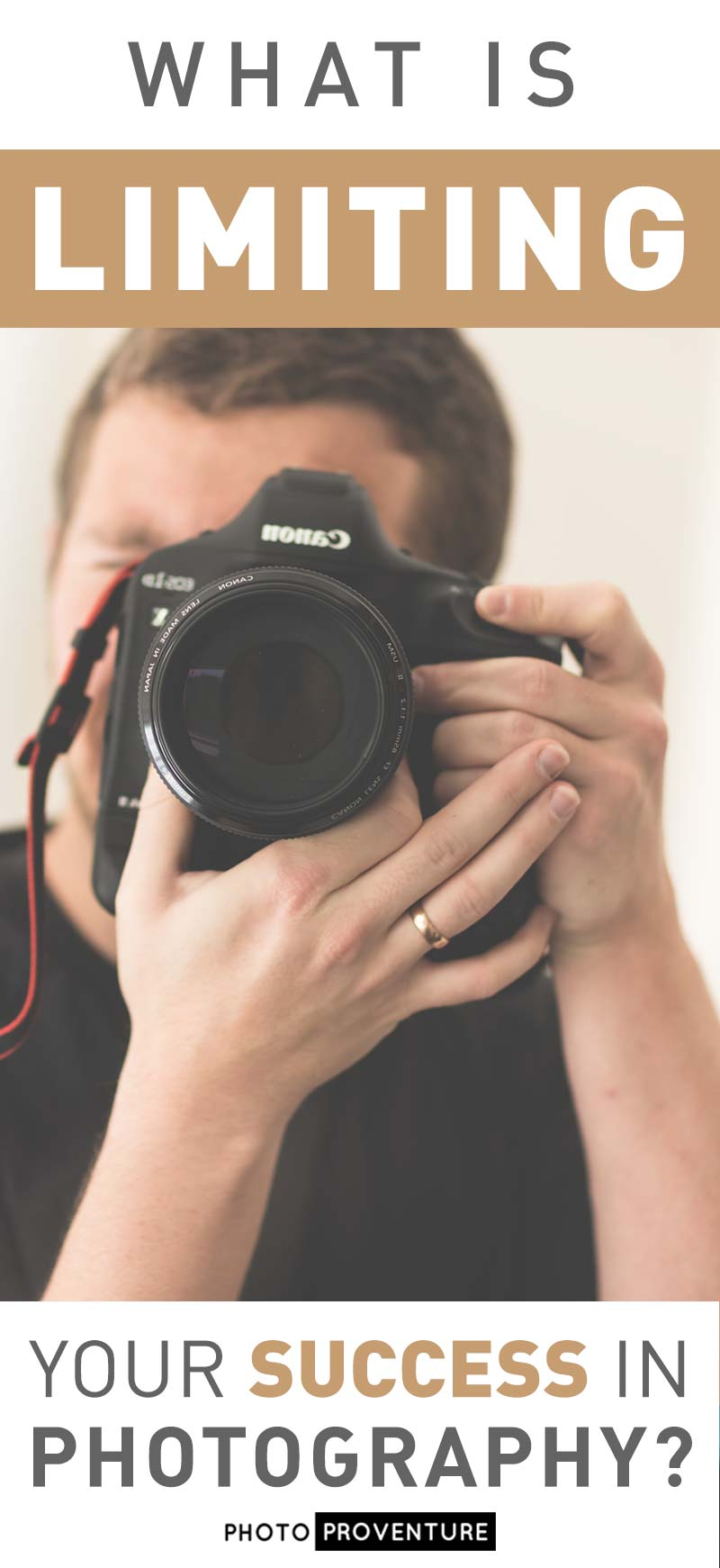 Do you feel unsuccessful in your photography? Learn how to take a different perspective here >