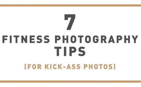 Fitness Photography Tips | Photo Proventure