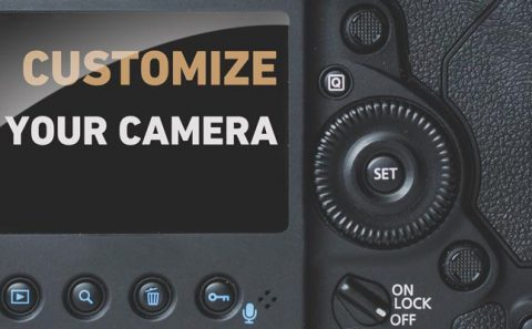 Customize your camera | Photo Proventure