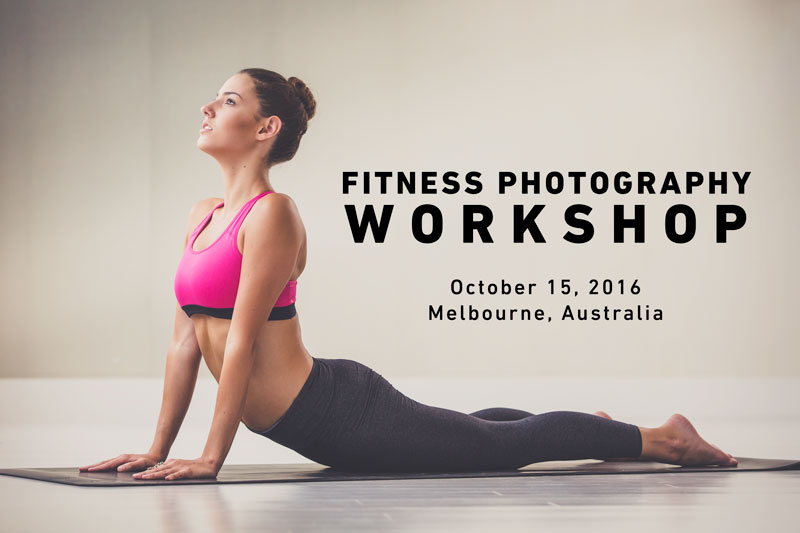 Melbourne Fitness Photography Workshop | October 15, 2015 | Matt Korinek - Photographer