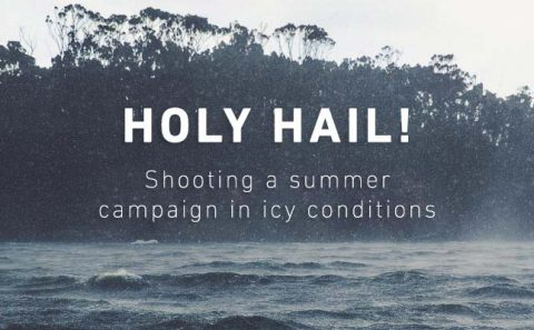 Shooting Summer in a Hail Storm | Photo Proventure