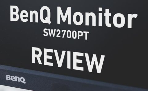 BenQ SW2700PT Monitor Review | Photo Proventure