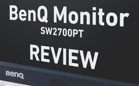 BenQ SW2700PT Monitor Review | Photo Proventure